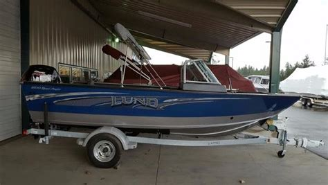 craigslist used boats kitsap lund sport angler new and used boats for sale