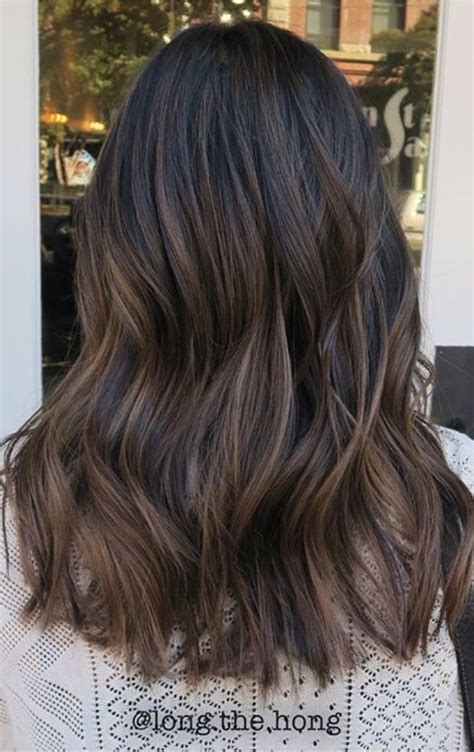 what hair color is good for a 65 yr old woan with roscea 83 new brilliant balayage black hair color ideas to