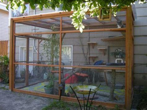 51 outdoor cat enclosures your cat comfydwelling com
