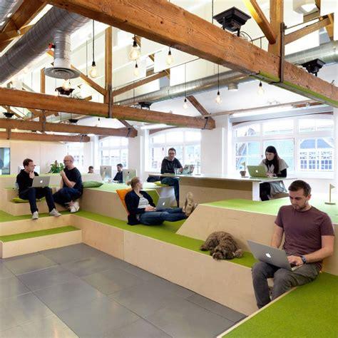indoor village green bleacher style seating