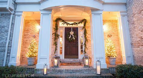 holiday home tour classic christmas decor holiday home tour allison s classic christmas elegance