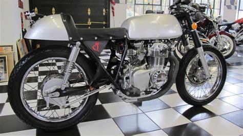 buy honda cb350 four 1973 un restored on 2040 motos 1973 honda cb350 four cafe racer fresh frame