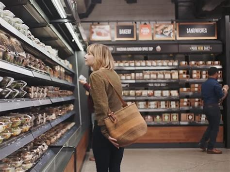 amazon go amazon will open a physical grocery store and it won t