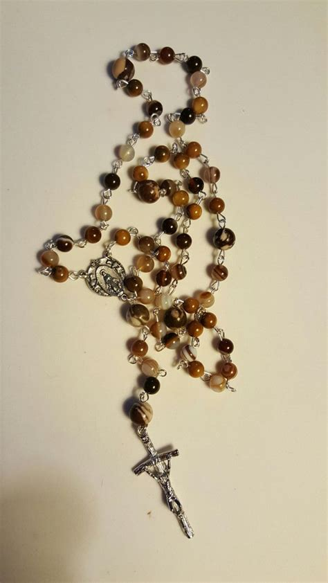 Handmade Rosaries For Sale - lent sale joseph rosary catholic gifts baptism