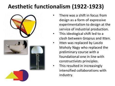 Bauhaus Aesthetic by Bauhaus