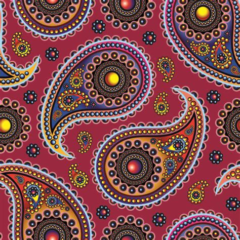 paisley pattern vector download paisley pattern free eps file ornate paisley pattern