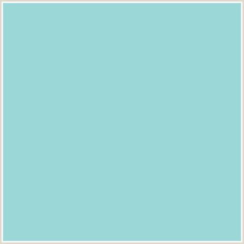 aqua color 9bd7d5 hex color rgb 155 215 213 aqua light blue