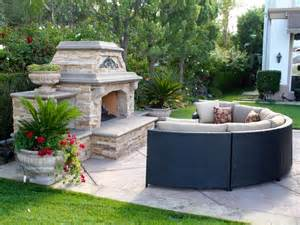 Backyard Fireplace 20 Outdoor Structures That Bring The Indoors Out Outdoor