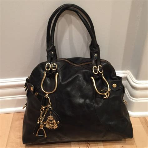 Couture Tinsley Leather Handbag by 85 Couture Handbags Authentic