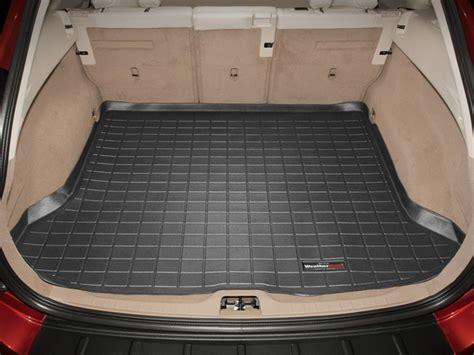 weathertech cargo liner trunk mat fpr volvo xc60 2010