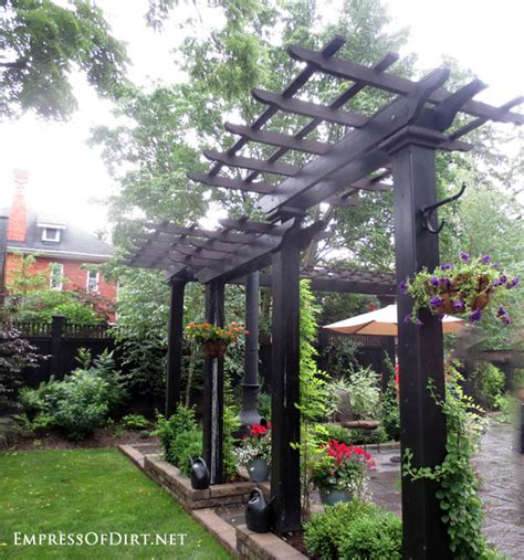 Backyard Structure Ideas 20 Arbor Trellis Obelisks Ideas Empress Of Dirt