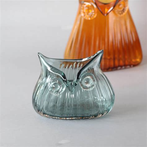 Owl Vase by Glass Owl Vase Uk Buy Source Lifestyle