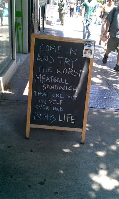 funny restaurant signs   funcage