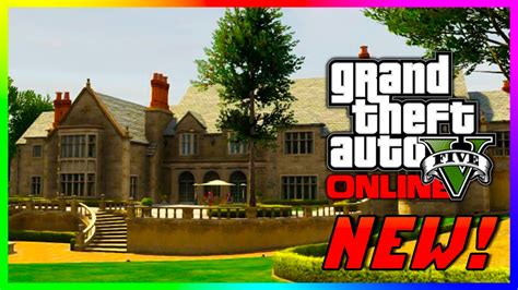 how to buy a house in gta online gta 5 online new mansions houses coming soon