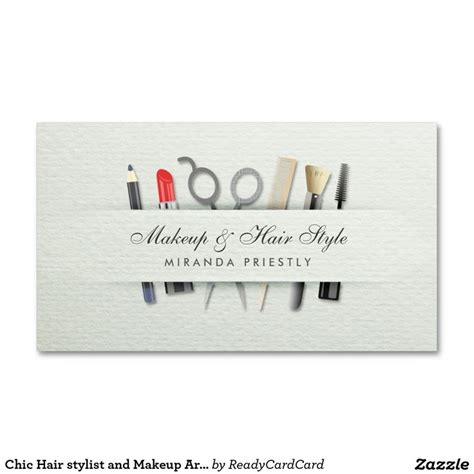 hair and makeup business cards hair and makeup artist business cards www imgkid com