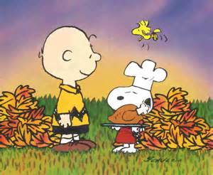 when was charlie brown thanksgiving made snoopy and the peanuts gang celebrate a charlie brown