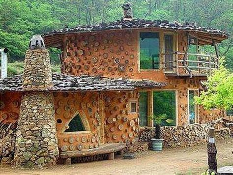 Housr Plans by Cordwood Construction Art Upcycle Art