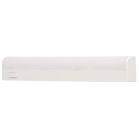 westek 10 in led white light lsl10hbcc the home depot - 10 In White Battery Operated Led Cabinet Light