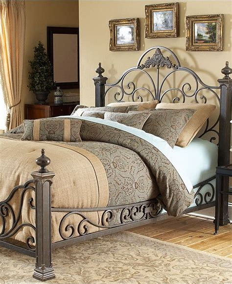 bed frames manchester manchester gilded slate king bed metal bed frame beds