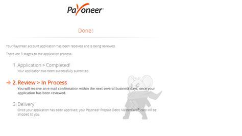ingin membuat kartu kredit cara membuat kartu kredit mastercard payoneer secara online