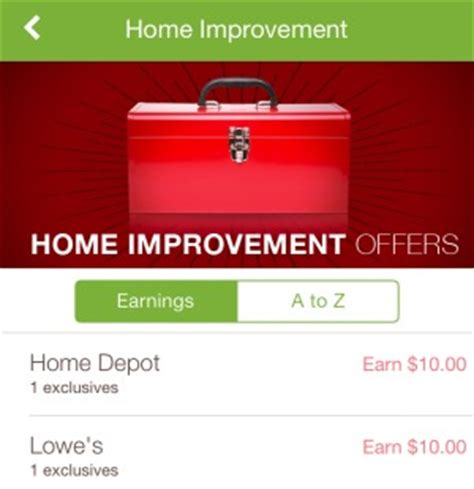 new ibotta mobile coupon 10 100 purchase at lowes
