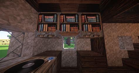 Bücherregale Minecraft by ᐅ B 252 Cherregal In Minecraft Bauen Minecraft Bauideen De
