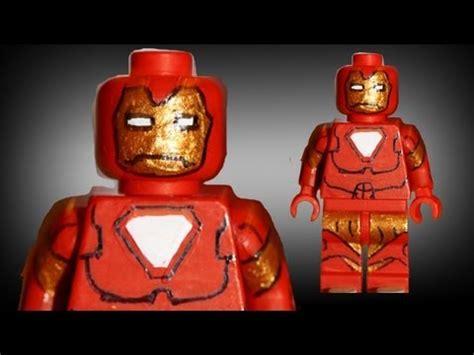 tutorial lego avengers lego iron man tutorial the avengers youtube