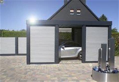 geschlossene carports metallcarport omicroner garagen