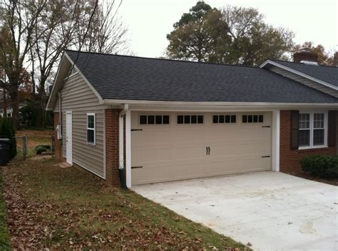 Convert Carport Into Garage by Carport Converted Into Garage 187 Perfection Plus Remodeling