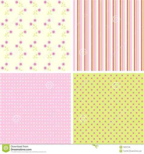 scrapbook layout patterns scrapbook patterns for design stock vector image 19037748