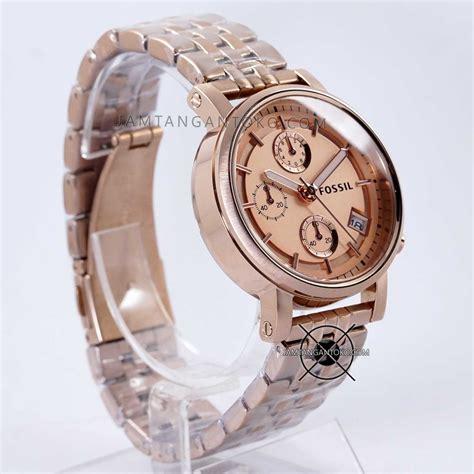 harga sarap jam tangan fossil boyfriend rantai es3380
