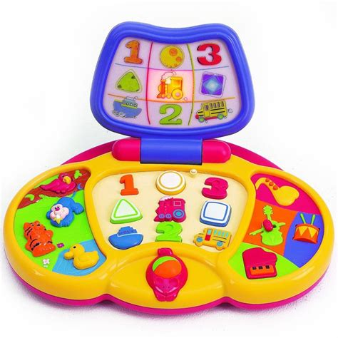activity toys preschool laptop electronic activity educational toys planet