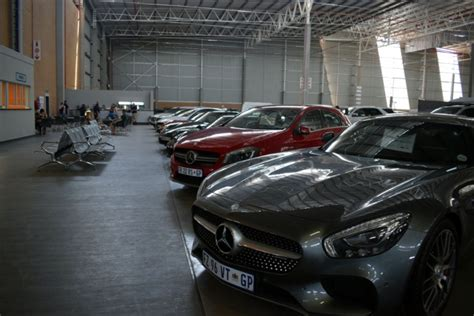 south africas biggest car showroom