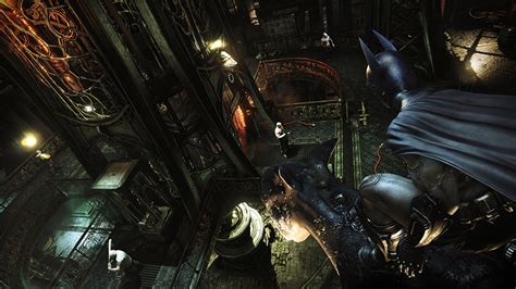 Batman Arkham Ps4 Original batman return to arkham compares ps4 remaster to original