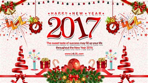 feliz ano novo 2017 fotografia