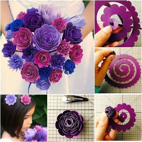 How To Make Paper Flowers Bouquet - paper flower bouquet pictures photos and images for