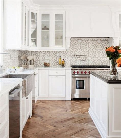 backsplash tile patterns for kitchens moroccan archives livvyland austin fashion and style