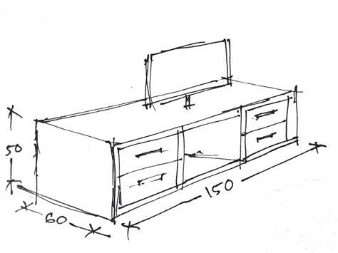 Rak Tv Standar baru 20 contoh ukuran meja tv standar 21rest