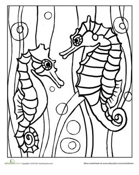 nice coloring pages of all kinds beach bugs animals
