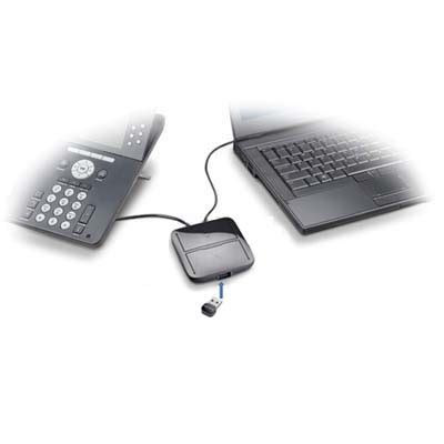Bluetooth Desk Phone by Connecting A Bluetooth Enabled Hearing Aid To Pc Softphone