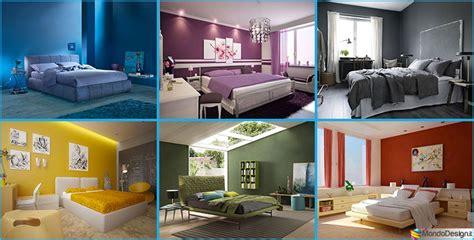 colori pareti interne da letto pareti arancioni da letto scegliere colore pareti