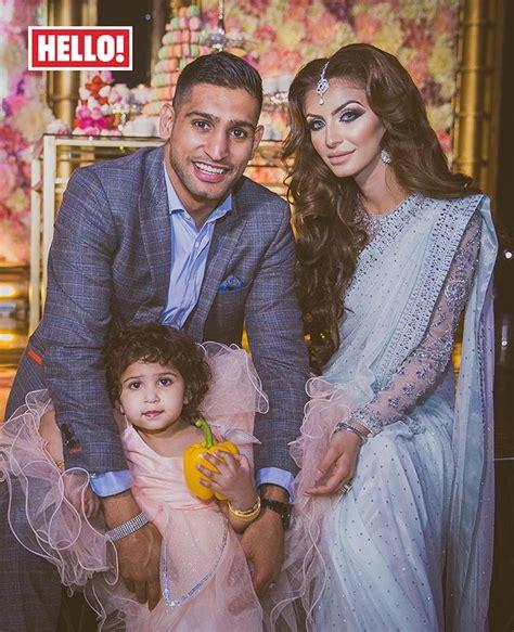 amir khan children photos exclusive inside amir khan s daughter s lavish second