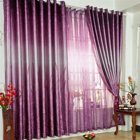 Purple Blackout Curtains For Nursery Curtain Menzilperde Net Purple Curtains For Nursery