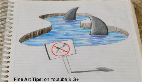 draw 3d simple 3d drawings for beginners drawing ideas