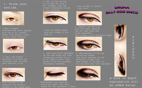 tutorial makeup cosplay male male cosplay makeup saubhaya makeup