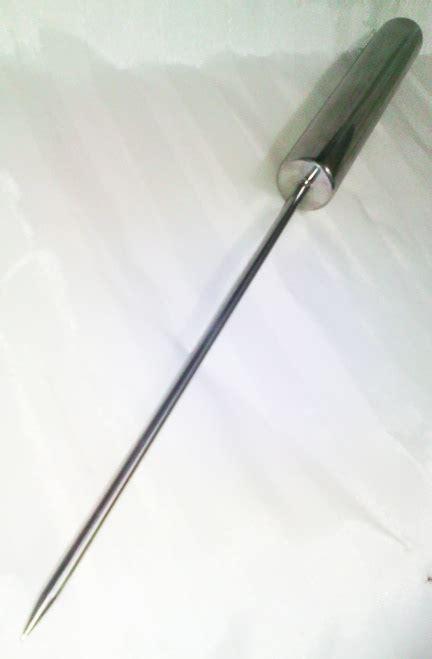 Es Batu Stainless Steel jual icepick hotel resto stainless steel alat