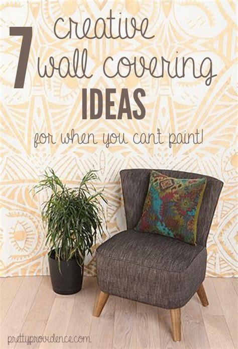 temporary wall coverings temporary wall coverings 7 great ideas for when you can t