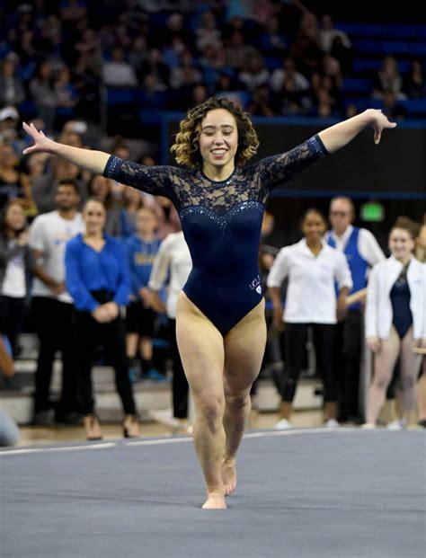 katelyn ohashi news katelyn ohashi and ucla gymnastics score season high after