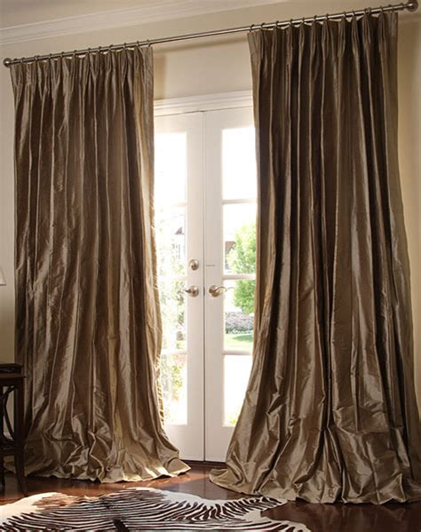 Modern Living Room Curtains Drapes by Laurieflower Curtains Decobizz