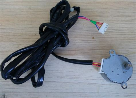 air swing motor air conditioning parts stepper motor synchronous motor